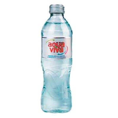 Вода Aqua Viva 0.33л б/г ст. (24шт.)