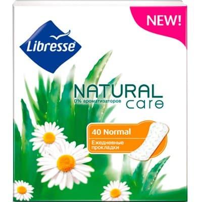 "��������� ""Libresse"" natural care ����. 40��(1)"