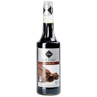 Сироп Rioba шоколад 0,7 литра фото