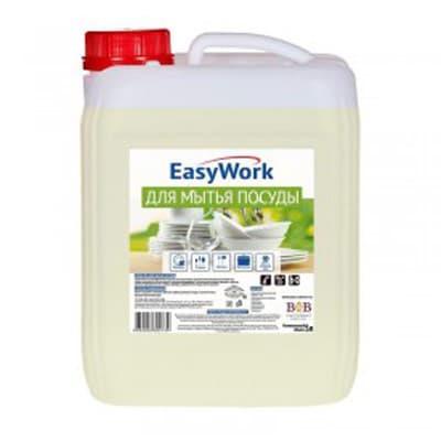Средство для мытья посуды Easywork 5 л фото