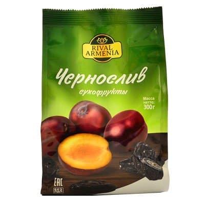 Чернослив сушенный Ривал / Rival 300 гр.