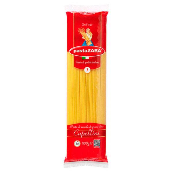Макароны Pasta Zara №03 Спагетти 500 гр