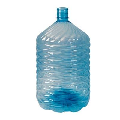 Бутыль Статус-Групп 18.9 литра пэт (одноразовая тара) фото