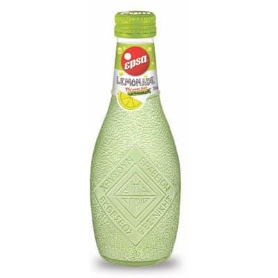 Epsa / Эпса напиток лимонад 0,232л газ ст. (6шт.)