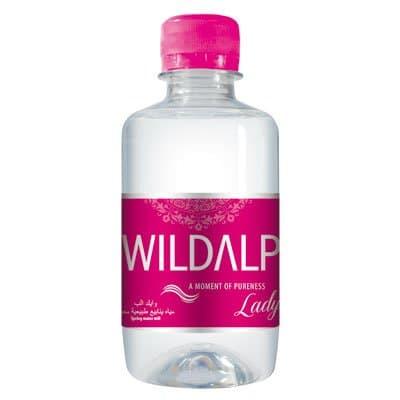 Wildalp LADY-Edt альпийская родниковая вода 0.25 литра, без газа, пэт, 12шт. в уп.