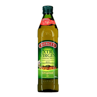Масло Borges Extra Virgin оливковое 0.5 литра