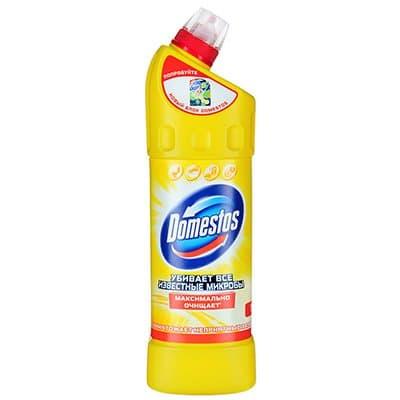 Ср/чистки унив. Domestos 0,5л лимон (2шт)