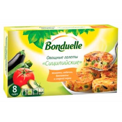 Галеты овощные Bonduelle Сицилийские 300 гр