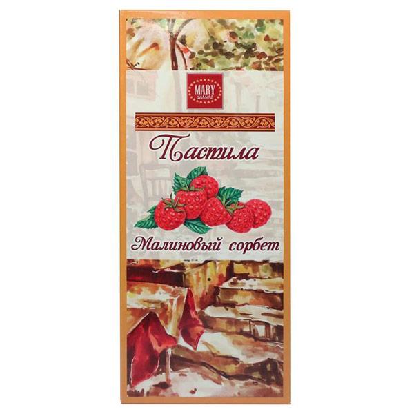 Пастила Mary Dessert Малиновый сорбет 250 гр