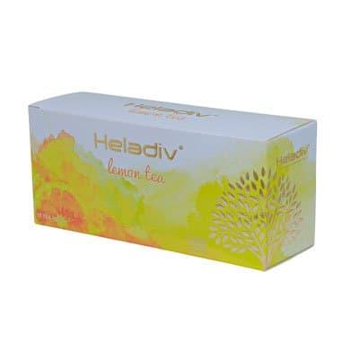 Чай Heladiv / Хеладив Lemon черный (25пак)