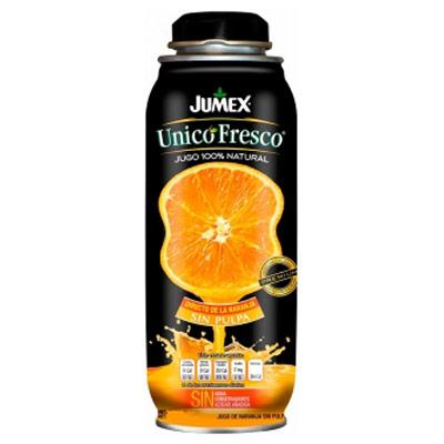 Сок Jumex апельсиновы 0,473 литра, ж/б, 12 шт. в уп.