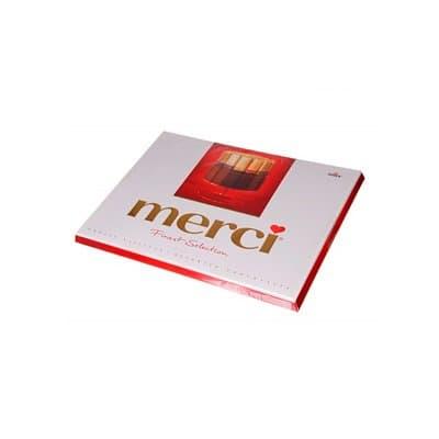 Купить со скидкой Конфеты Merci Ассорти 675гр (1шт.)