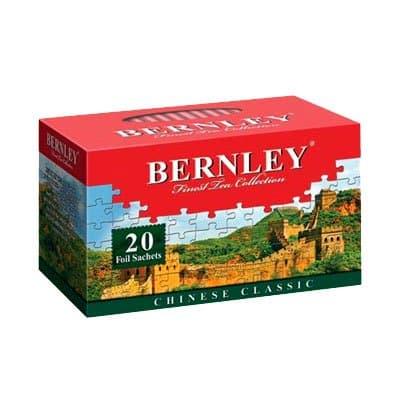 Чай Bernley Chinese Classic (20пак.)