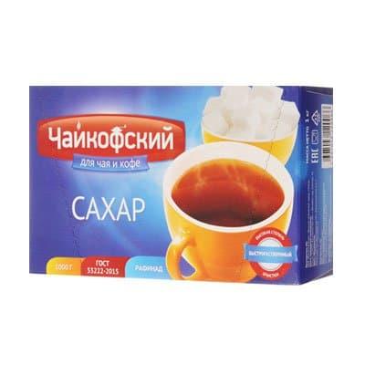Сахар рафинад Чайкофский 1кг