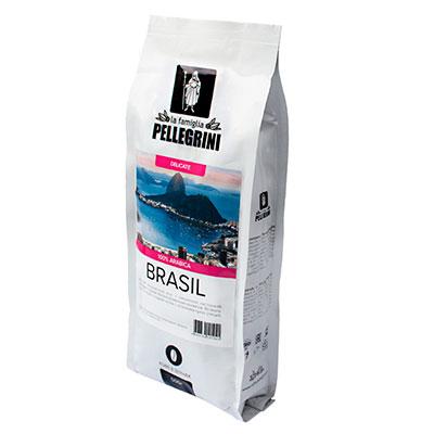 Кофе La Famiglia Pellegrini Brasil зерно 500 гр фото