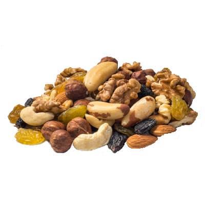 Ореховый коктейль 100 гр фото