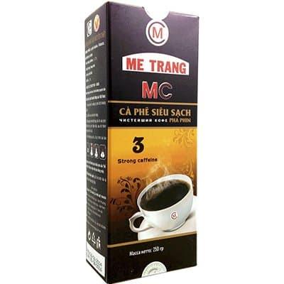 Кофе Me Trang MC3 Strong Caffeine молотый 250гр.