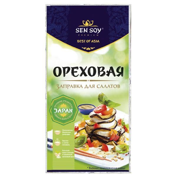 Заправка для салатов Ореховая Сэнсой Премиум