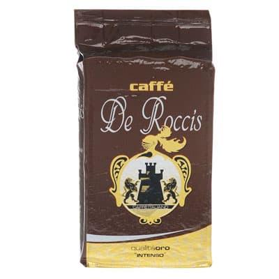 Кофе De Roccis Oro Intenso молотый 250 гр