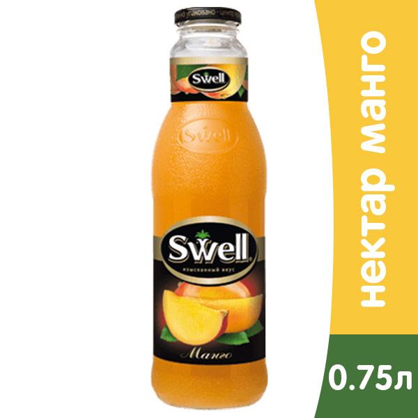 Нектар Swell / Свелл Манго 0,75л (6шт.) фото