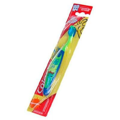 Зубная щетка Colgate для детей супер мягкие щетинки с 2-х лет (3шт)