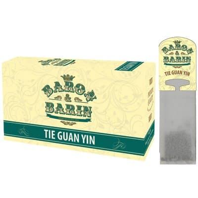 Чай саше для чайника Baron&Barin Tie Guan Yin (15 пак)