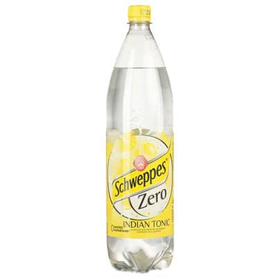Schweppes / ����� Indian Tonic Zero 1,5� ������ ��� (6��)