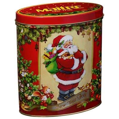 Чай Maitre Санта Клаус 100гр.
