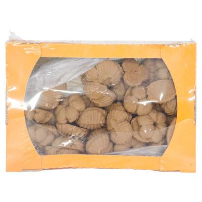 Печенье Ивашкино Ассорти шоколадное песочное 500 гр фото