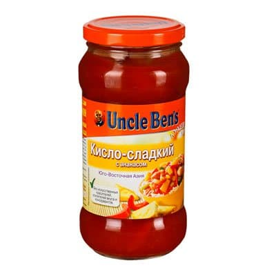 ���� Uncle Bens �����-������� � �������� 350�� (1��)