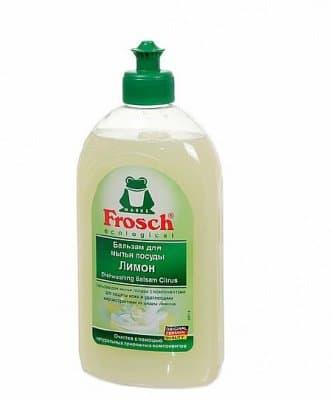 Ср/посуды Frosch с лимоном 0,5л (1шт)
