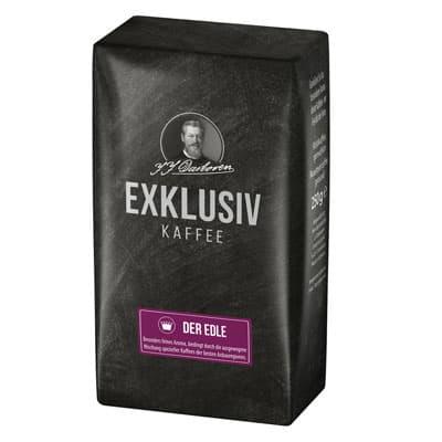 Кофе Эксклюзив Каффе / Exklusiv Kaffee Der Edle молотый 250 гр