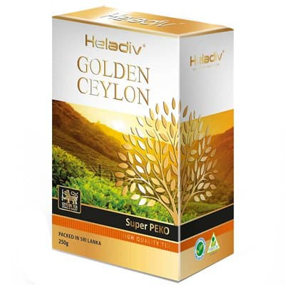 Heladiv golden ceylon Super Peko 250 гр