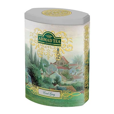Чай Ahmad черный Эрл Грей 100 гр фото
