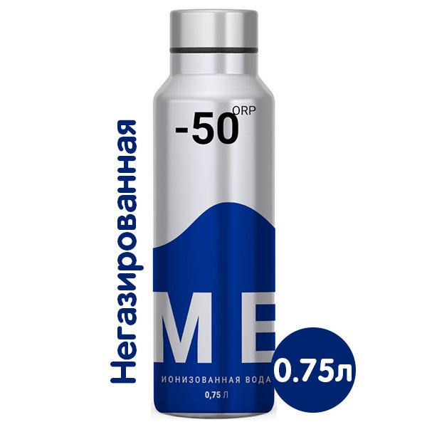 Ионизованная вода Vimer 0.75 литра, без газ, ж/б, 12 шт. в уп.