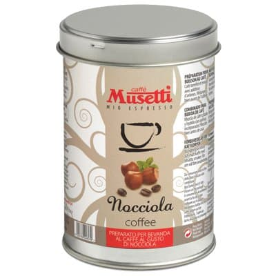 Кофе Musetti ароматизированный Шоколад ж/б (125гр)