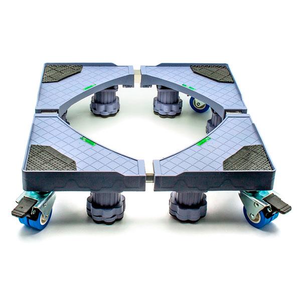 Подставка на колесиках MP-1 регулируемая с уровнем, большая фото