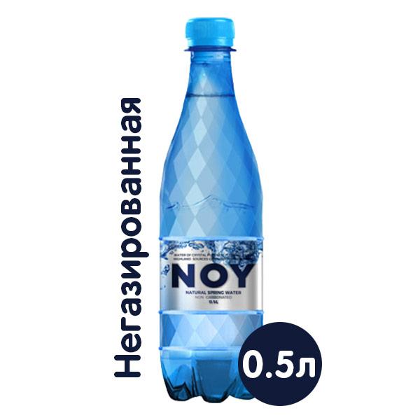 Вода Ной 0.5 литра, без газа, пэт, 12 шт. в уп.