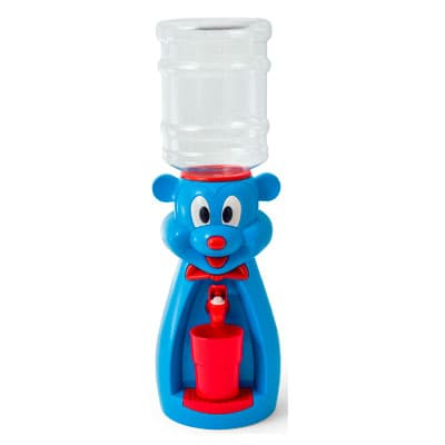 Детский кулер Фунтик мышка голубая фото