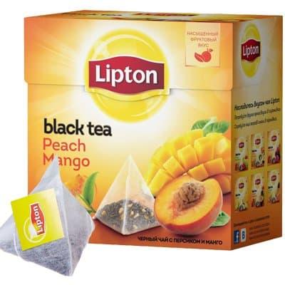 Lipton / Липтон Peach Mango (20пир.)