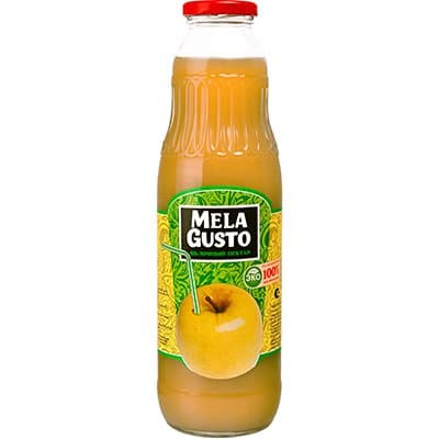 Mela Gusto яблочный 0,75л (8 шт.)