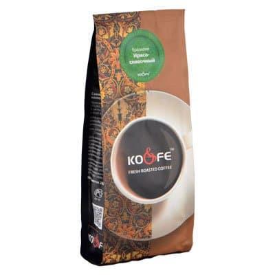 Кофе Ko&Fe Бразилия Ирисо-Сливочный молотый 200гр