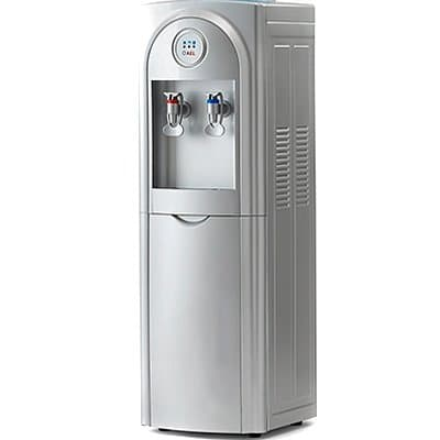 Кулер AEL LC-123 B silver (холодильник 16л.)