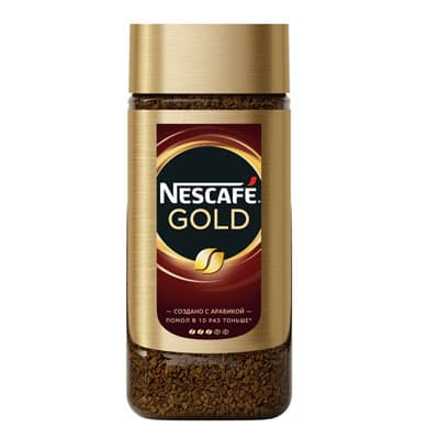 Nescafe / Нескафе Gold ст (95гр)