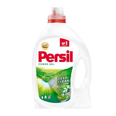 Гель-концентрат для стирки Persil power Deep Clean весенняя свежесть 1.95 л фото