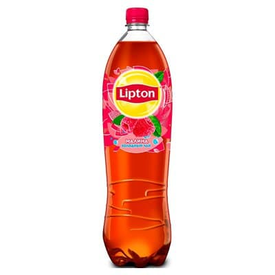 Lipton Ice Tea / Липтон Малина 1,5л пэт (6шт)