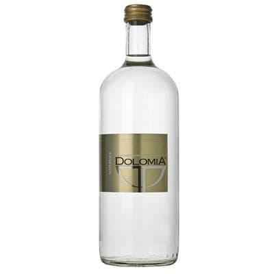 Dolomia Exclusive 0.33 литра, без газа, стекло, 24шт. в уп.