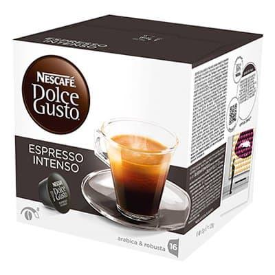 Кофе в капсулах Nescafe Dolce Gusto Espresso Intenso (16шт)