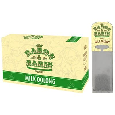 Чай саше для чайника Baron&Barin Milk Oolong (15 пак)