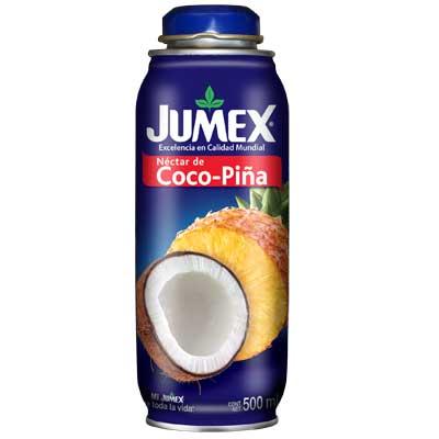 Нектар Jumex кокосово-ананасовый ж/б 0,5л (12 шт.)